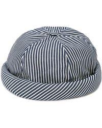 Beton Cire Miki Hat - Blue