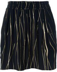 Stine Goya 'aruba' Shorts - Black