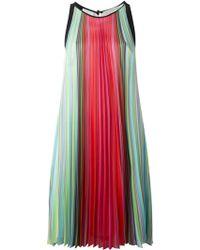 Mary Katrantzou 'yas' Dress - Blue