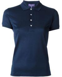 Ralph Lauren Collection Polo Shirt - Blue