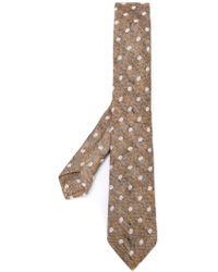 Al Duca d'Aosta - Textured Tie - Lyst
