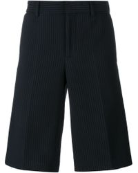 Givenchy Tailored Shorts - Blue