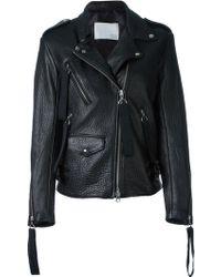 Matthew Miller - Multi Zip Jacket - Lyst