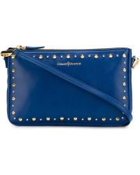 Cesare Paciotti - Studded Pouch - Lyst