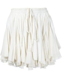 Vivienne Westwood Gold Label - Facette Skirt - Lyst