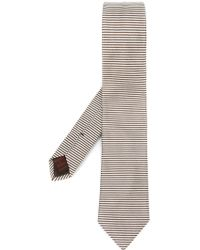 Fashion Clinic - Textured Tie - Lyst