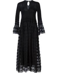 Mame - Keyhole Detail Dress - Lyst