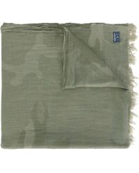Woolrich - Camouflage Scarf - Lyst