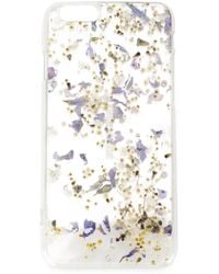ANREALAGE - Pressed Flower Iphone 6/6s Case - Lyst