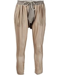 Vivienne Westwood Gold Label - 'calmo' Trousers - Lyst