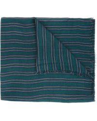 Umit Benan - Striped Scarf - Lyst