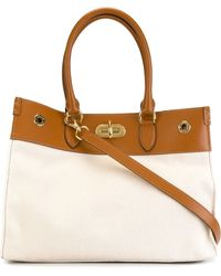 Pink Pony - Turnlock Tote - Lyst