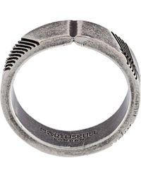 Northskull - 'stażewski' Ring - Lyst