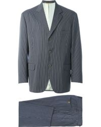 Moschino - Striped Suit - Lyst