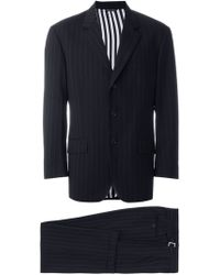 Moschino - Pinstripe Suit - Lyst