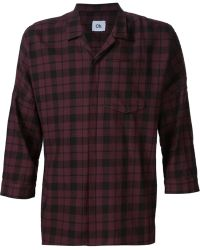 Chapter - Checked Shirt - Lyst