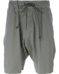 Attachment - Drop-crotch Shorts - Lyst