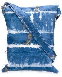 Luisa Cevese Riedizioni - Silk Fringe Crossbody Bag - Lyst