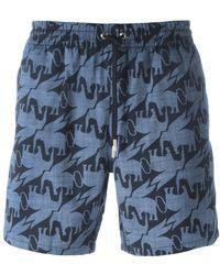 La Perla - 'denim Time' Swim Shorts - Lyst