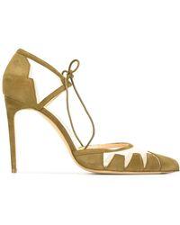 Bionda Castana 'lana' Court Shoes - Metallic