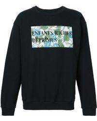 Enfants Riches Deprimes - 'classique Vs' Sweatshirt - Lyst