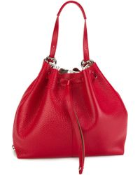 Orciani - Large Drawstring Backpack - Lyst
