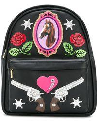Manish Arora | Multi-patches Mini Backpack | Lyst