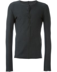 Ma+ - Buttoned Neck Jumper - Lyst