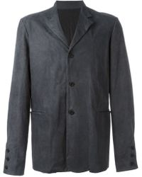 Ma+ - Front Pocket Blazer Jacket - Lyst