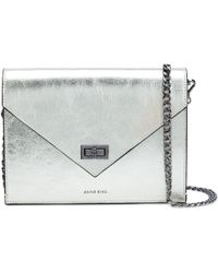 Anine Bing - Medium 'palm Springs' Clutch - Lyst