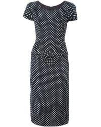 Moschino - Polka Dot Print Skirt And Top Set - Lyst
