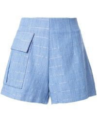 Manning Cartell - Patch Pocket Striped Shorts - Lyst