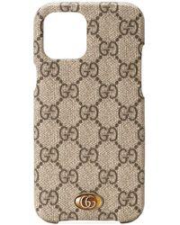 Gucci Iphone Xs Hoesje - Meerkleurig