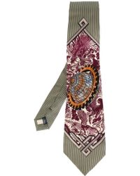 Jean Paul Gaultier - Chinese Dragon Tie - Lyst