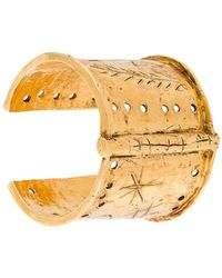 Christian Lacroix - Etched Cuff - Lyst