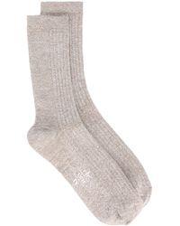 Eleventy - Glitter Effect Socks - Lyst