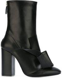 N°21 Black Ankle Boot