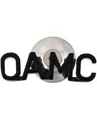 OAMC - Logo Pin - Lyst