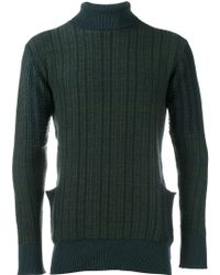 Curieux - Roll Neck Jumper - Lyst