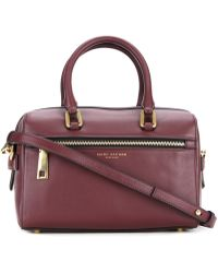 Marc Jacobs Small 'west End' Bauletto Tote - Multicolor