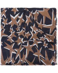 Paul & Joe - Star Print Scarf - Lyst