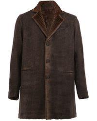 Avant Toi - Classic Lapels Coat - Lyst