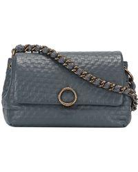 Agnona - Mini 'babe' Shoulder Bag - Lyst