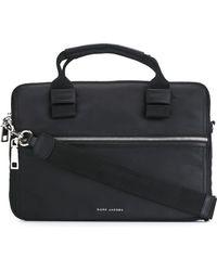 Marc Jacobs - Zipped Laptop Bag - Lyst