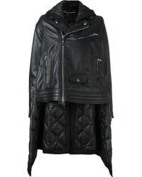 Diesel Black Gold 'lacret' Jacket - Black