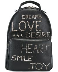 RED Valentino - Small Studded Backpack - Lyst