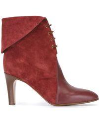 Chloé - 'kole' Ankle Boots - Lyst