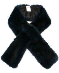 Chalayan - Faux Fur Scarf - Lyst