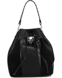 Baldinini - Studded Handel Backpack - Lyst