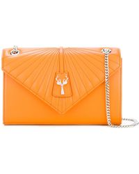 SAVAS - Mini Stefanie Leather Shoulder Bag - Lyst